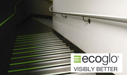 ecoglo-Photoluminescence: Applied Use in Code Compliance and Enhanced Safety-AIA-HSW