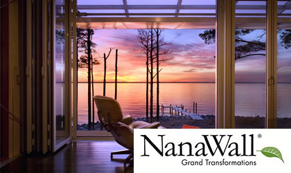 NanaWall-on demand-AIA HSW-Operable Glass Wall Systems for modern designs